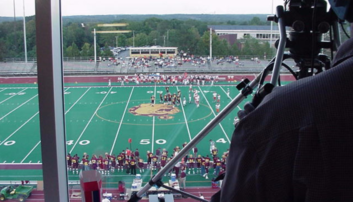 Ferris State University Football Field and Track