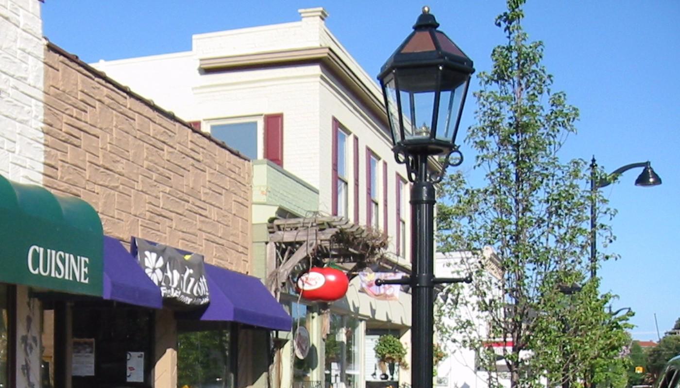 Mcsa Group East Grand Rapids Lighting