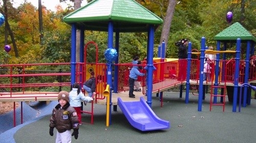 Wellerwood Playground