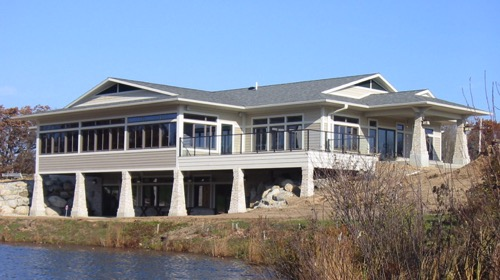 Whitefish Golf Course Clubhouse